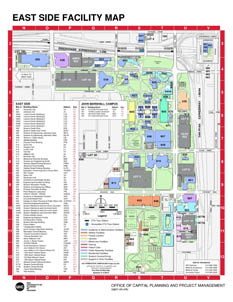 "East Side Facilities Map (8.5"" X 11"")"